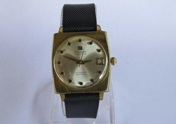 a9b7c406e Vintage Swiss Made TISSOT VISODATE Automatic SEASTAR Wrist watch –  Collectible